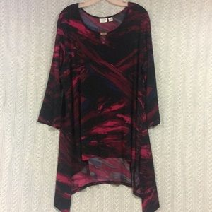 Extra Long Cato Blouse